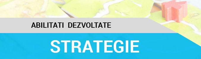 Jocuri care dezvolta capacitatea strategica