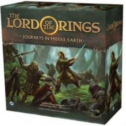 The Lord of the Rings: Journeys in Middle-Earth Board Game - EN