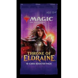 MTG - Throne of Eldraine Booster - EN