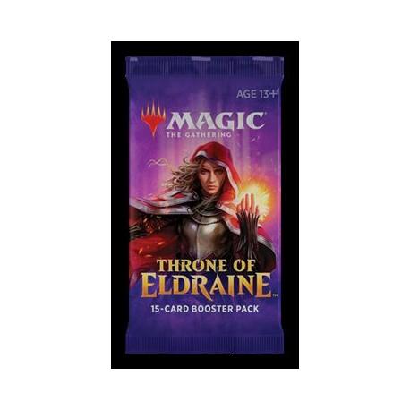 MTG - Throne of Eldraine Booster - EN