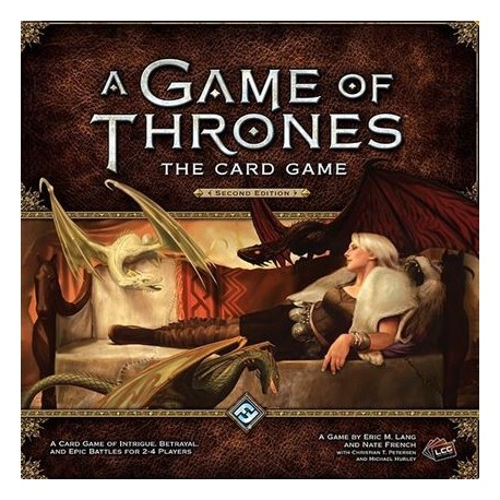 A Game of Thrones: The Card Game 2nd Edition - EN