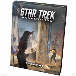 Star Trek Adventures - Starter Set – EN – RPG