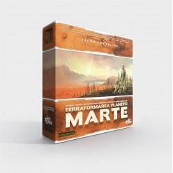 Terraforming Mars - Terraformarea planetei Marte