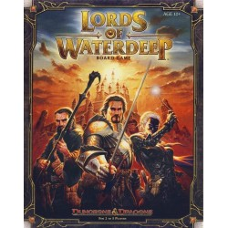 Dungons and Dragons - Lords of Waterdeep