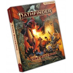 Pathfinder RPG - Core Rulebook 2nd Edition - EN