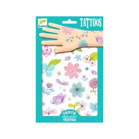 Tattoo Flowers