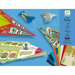 Planes Origami