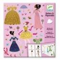 Dresses Through the Seasons - Stickere Repozitionabile
