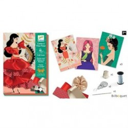 Sewing Flamenco Kit Creatie