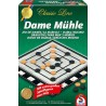 Classic Line Draughts (Checkers)/ Nine Men's Morris