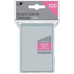 UP - Lite Board Game Sleeves 54mm x 80mm (100 Sleeves)