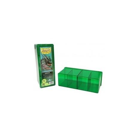 Dragon Shield - 4 Compartment Storage Box - Green