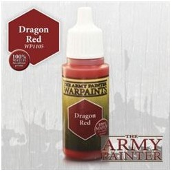 The Army Painter - Warpaints: Dragon Red