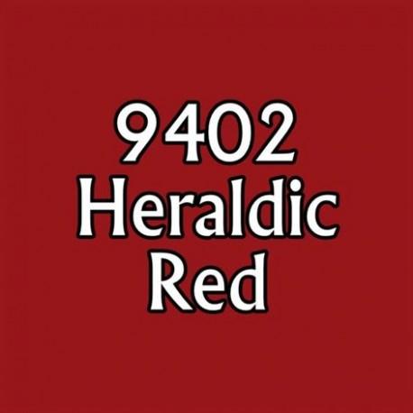 Heraldic Red - 09402
