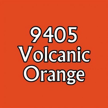 Volcanic Orange - 09405