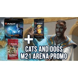 Magic the Gathering - M21 Core Set Prerelease Pack 1