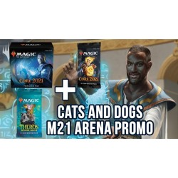 Magic the Gathering - M21 Core Set Prerelease Pack 2