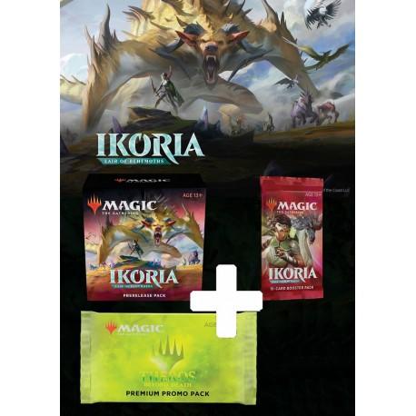 Pack: PacMTG - Ikoria: Lair of Behemoths Prerelease - EN