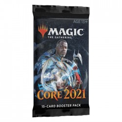 MTG – Core Set M21 Booster – EN