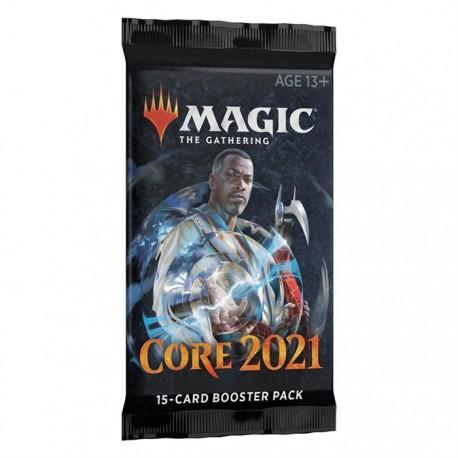 MTG – Core Set M21 Booster – EN