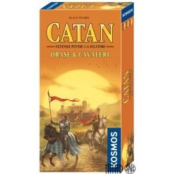 Catan - Orase si Cavaleri - Extensie 5/6 jucatori