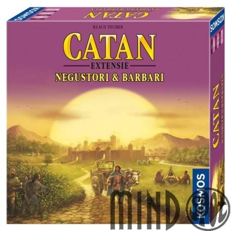 Catan - Negustori si Barbari