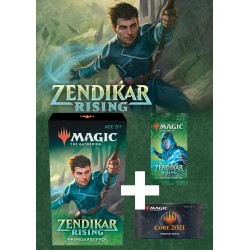 MTG – Zendikar Rising – Prerelease Pack Bundle