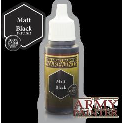 The Army Painter - Warpaints: Matt Black