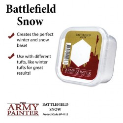 The Army Painter - Battlefield Snow