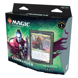 Pack: MTG - Zendikar Rising Commander Deck