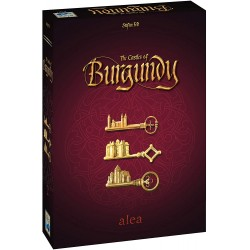The Castles of Burgundy - DE/FR/EN/SP/IT