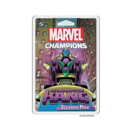 Marvel Champions: The Once and Future Kang – EN EXTENSIE