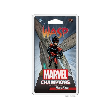 Marvel Champions: The Wasp Hero Pack – EN EXTENSIE