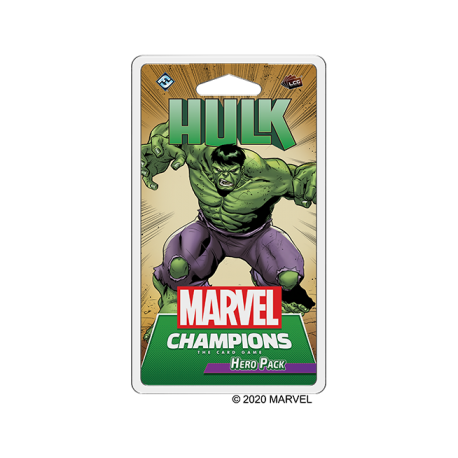 Marvel Champions: The Card Game - Hulk – EN EXTENSIE