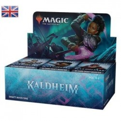 MTG - Kaldheim Draft Booster  - EN