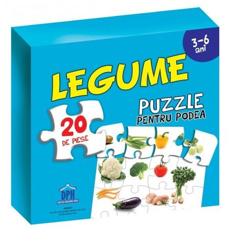 LEGUME - PUZZLE DE PODEA 50/70 + AFIS 50/70
