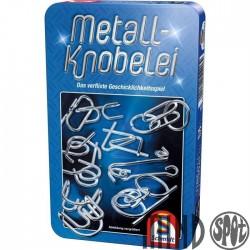 Metall-Knobelei