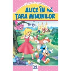 ALICE IN TARA MINUNILOR - carte de buzunar