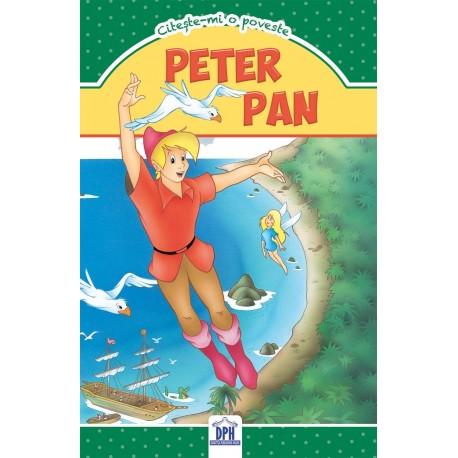 PETER PAN - carte de buzunar