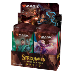 MTG - Strixhaven: School of Mages Theme Booster Display (10 Packs) – EN