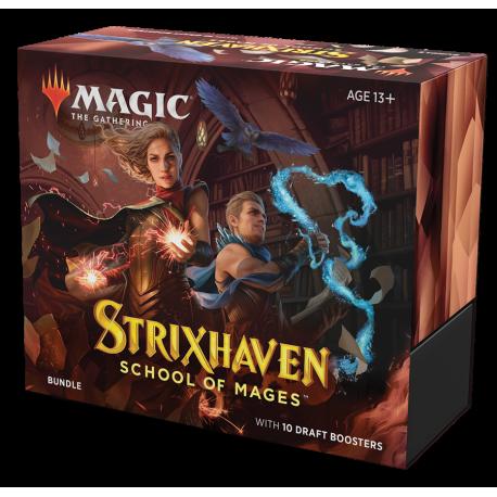 MTG - Strixhaven: School of Mages Bundle – EN (10 boosters)