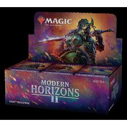 MTG - Modern Horizons 2 Set Booster Display (30 Packs) – EN