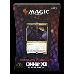 MTG - Adventures in the Forgotten Realms Commander Deck