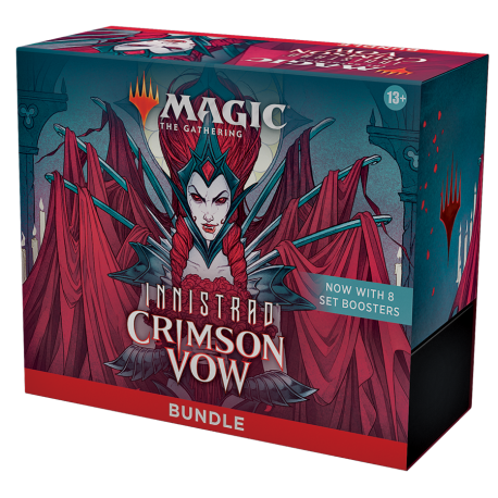Pre-Comanda: MTG - Innistrad: Crimson Vow Bundle - EN
