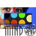 Culori pictura fata non alergice - Natur