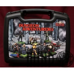 Kit Miniaturi Metal Reaper Dungeon Adventurers