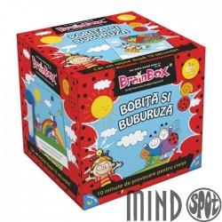 Brainbox Bobita si Buburuza