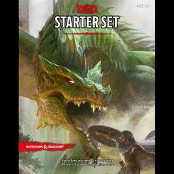 Dungeons & Dragons RPG - Starter Set - EN
