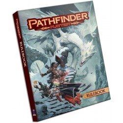 RPG Pathfinder Playtest Rulebook (Softcover) - EN