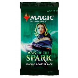 MTG - War of the Spark Booster